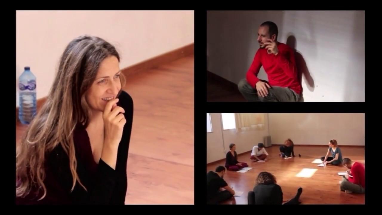 Chant et impro vocale, notre travail à Séville