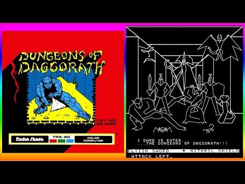 Dungeons of Daggorath - level 3 - live stream