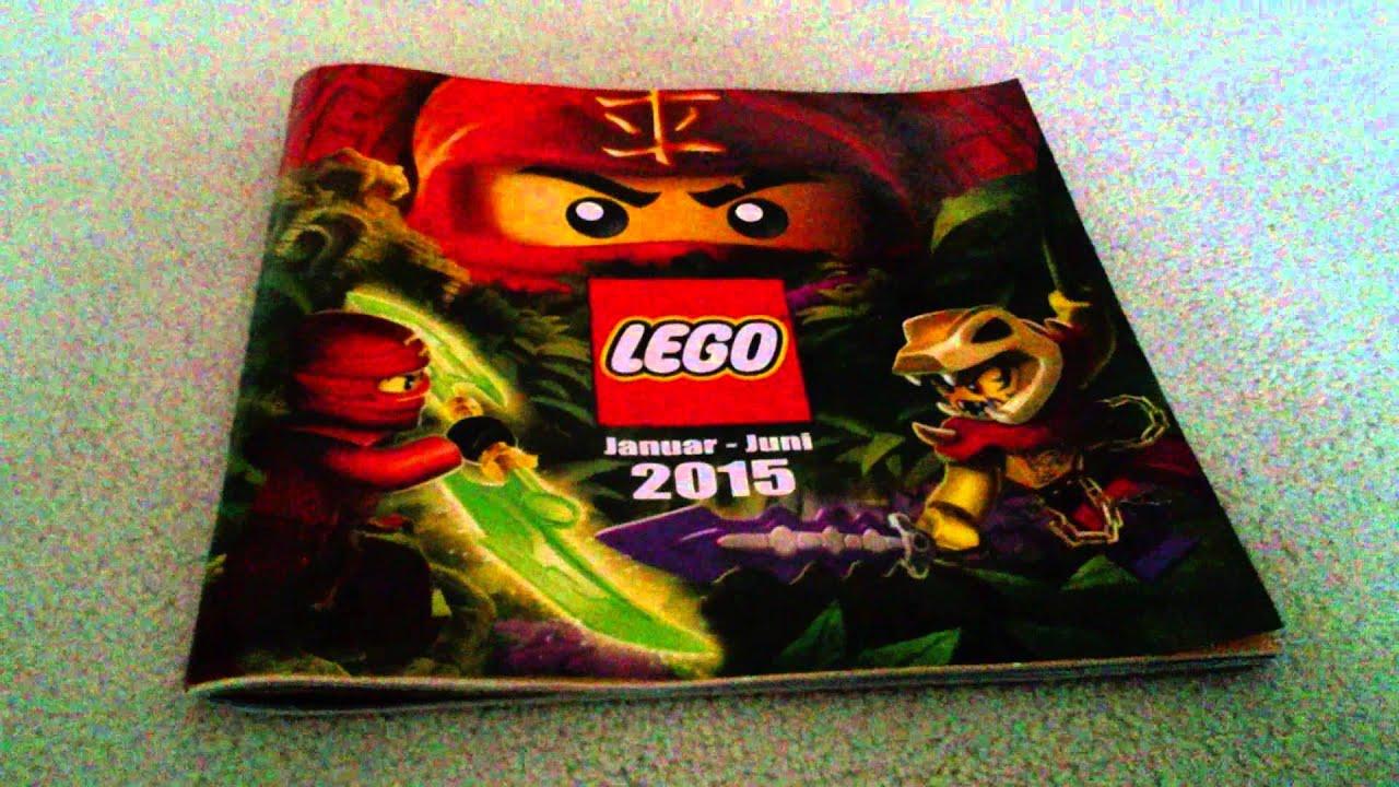 Der Lego Katalog von 2015  YouTube