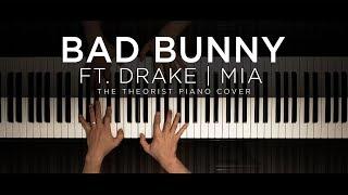 Bad Bunny Ft. Drake Mia The Theorist Piano Cover.mp3
