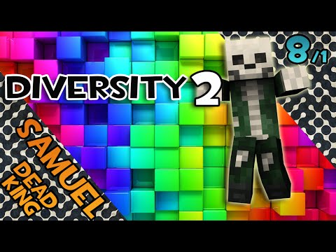 Minecraft: Прохождение Diversity 2 - (Puzzle) #8(1)