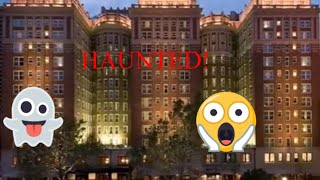 Come With Me to the Haunted Skirvin Hotel!