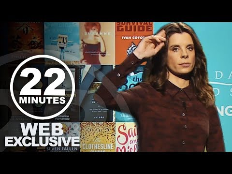 Canada Reads, but does Meredith? | 22 Minutes