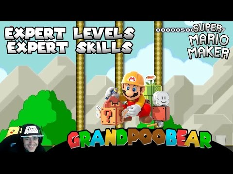 Making It Happen! 100 Man Expert Mario Maker