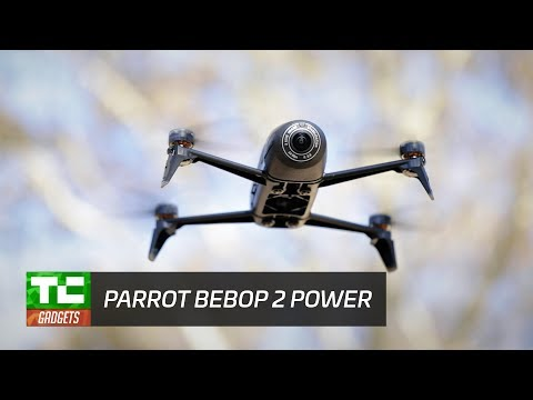 The Parrot Bebop 2 Power Drone