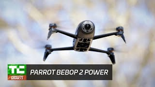 The Parrot Bebop 2 Power Drone