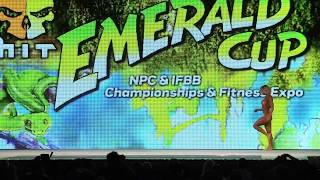 2014 IFBB Emerald Cup Pro Women Physique