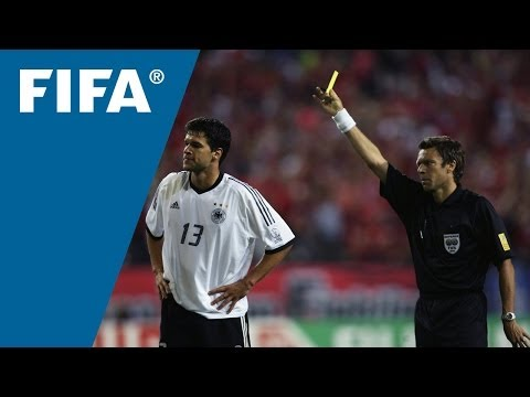 Famed referee on tough choices, politics