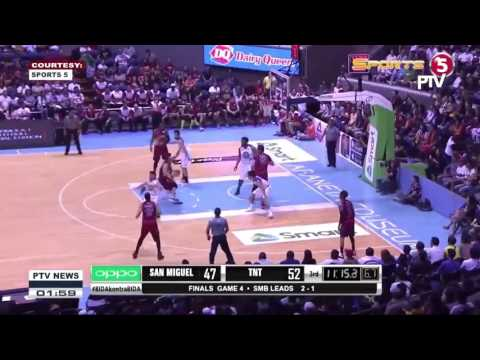 SPORTS BALITA: TNT Katropa at SMB, tabla na sa PBA Finals