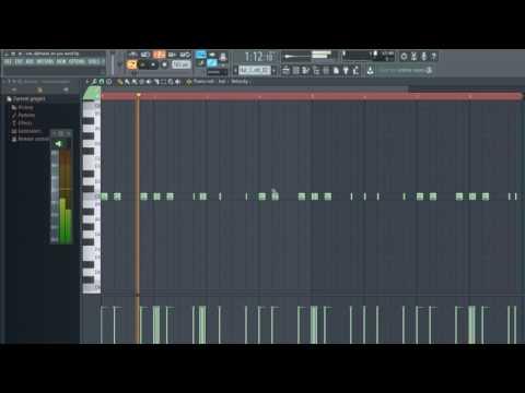 Dj Khaled - Do You Mind   Instrumental Remake FL Studio   Tutorial