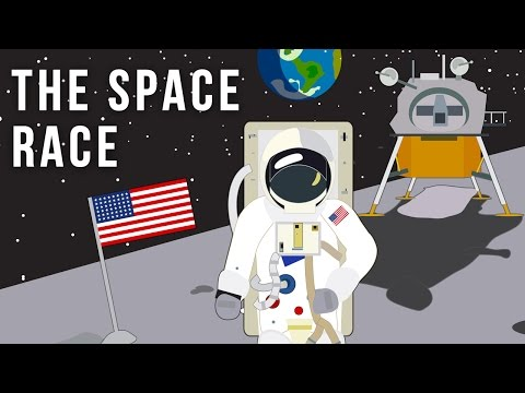 The Space Race (1955-1975)