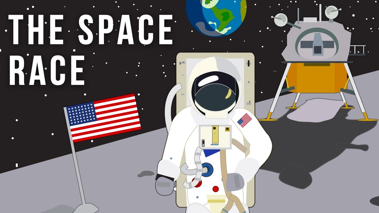 the space race between ussr and united states Space race was started as a competition between two cold war rivals, the united states and the soviet union, regarding achievements in space exploration.
