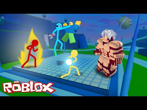 the-ultimate-fight!-anime-fighting-simulator- -roblox