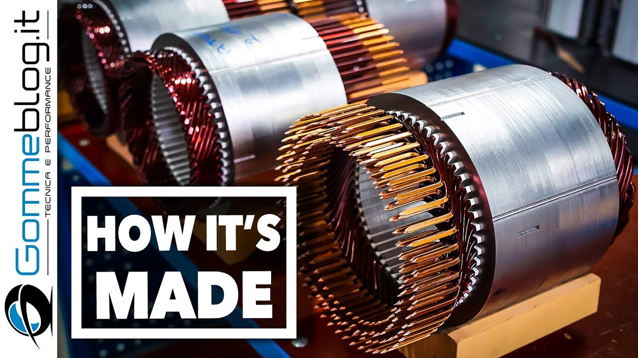 Bmw Electric Drive How It S Made