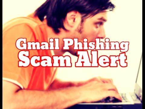 WARNING: New Gmail Phishing Attacks Scams Alert - Phishing Email Account Password