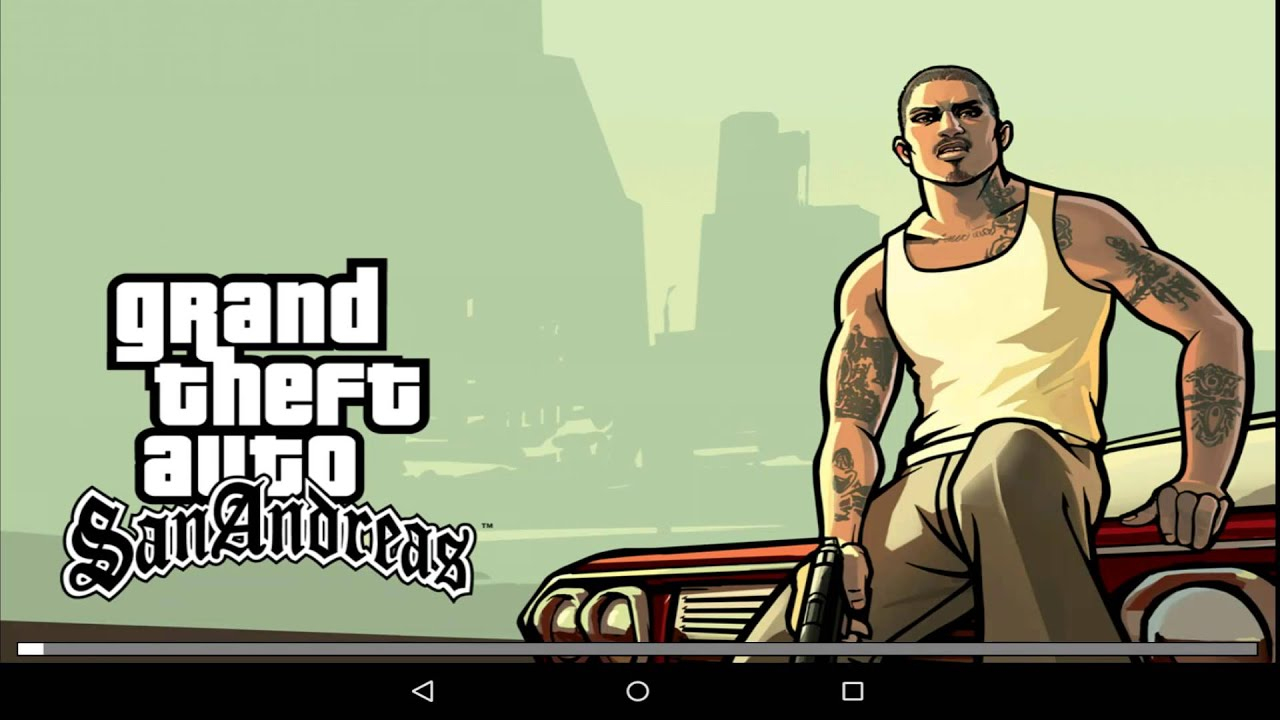 Gta san andreas apk 1. 07 cracked + data download for android: gta.