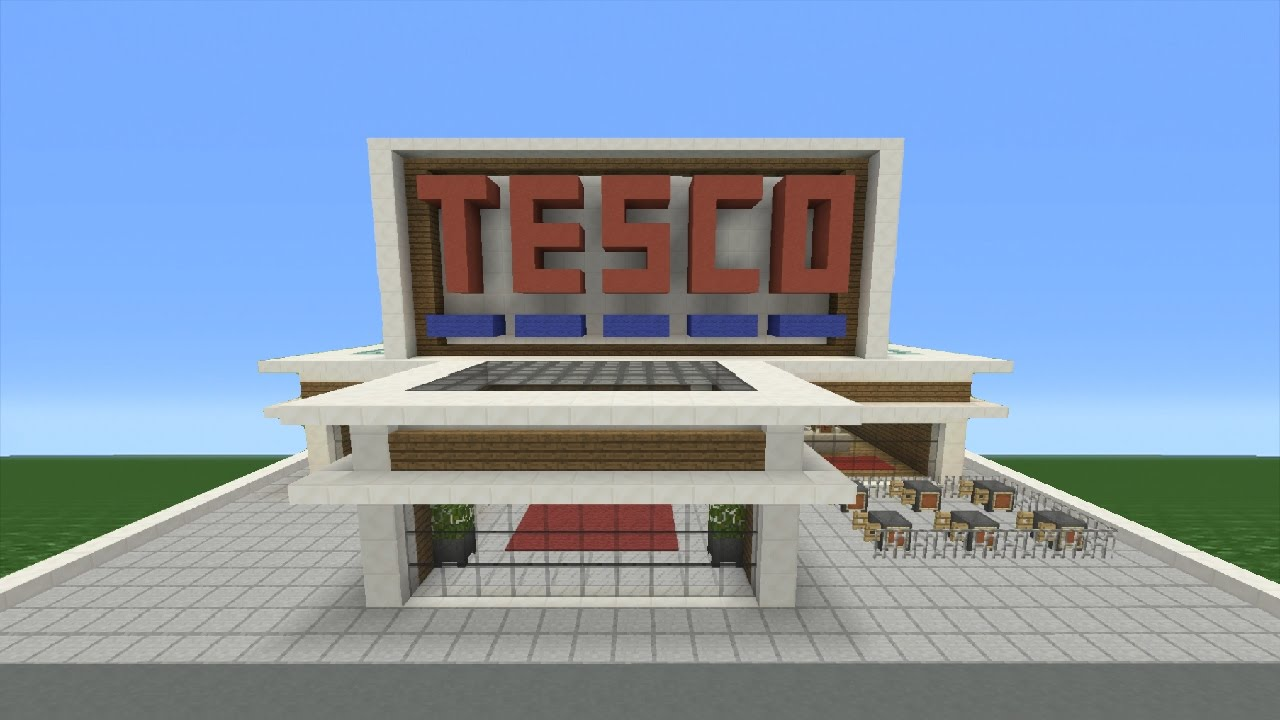How To Build Minecraft Resturant Tsmc