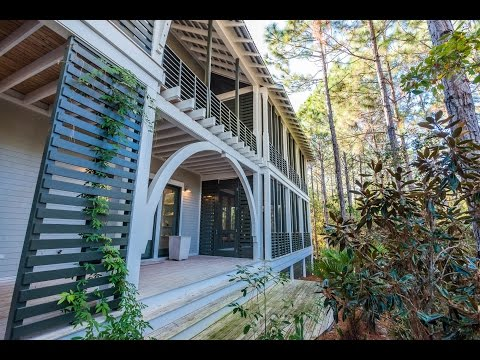 WaterColor Florida 4BR Vacation Rental Home, 415 West Lake Forest Drive