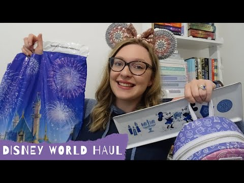 Walt Disney World Haul | Sophie Helyn
