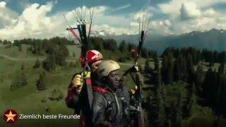 Ziemlich beste Freunde - Paragliding