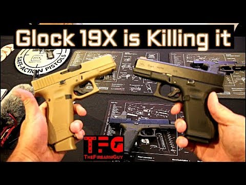 Glock 19x Is Killing It In Sales Thefirearmguy
