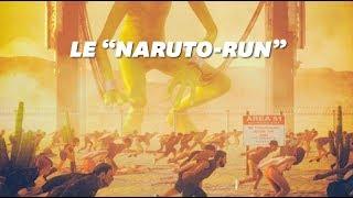 """Pour l'invasion de la zone 51, ils courent comme dans """"Naruto"""""""