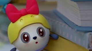 Малышарики - Мостик - серия 87 - обучающие мультфильмы для малышей 0-4 - про машинки