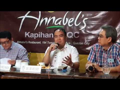 SATURDAY FORUM@ANNABEL'S KAPIHAN  SA QC - AUGUST 12, 2017