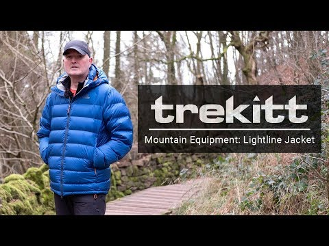 Inside Look: Mountain Equipment Mens Lightline Jacket