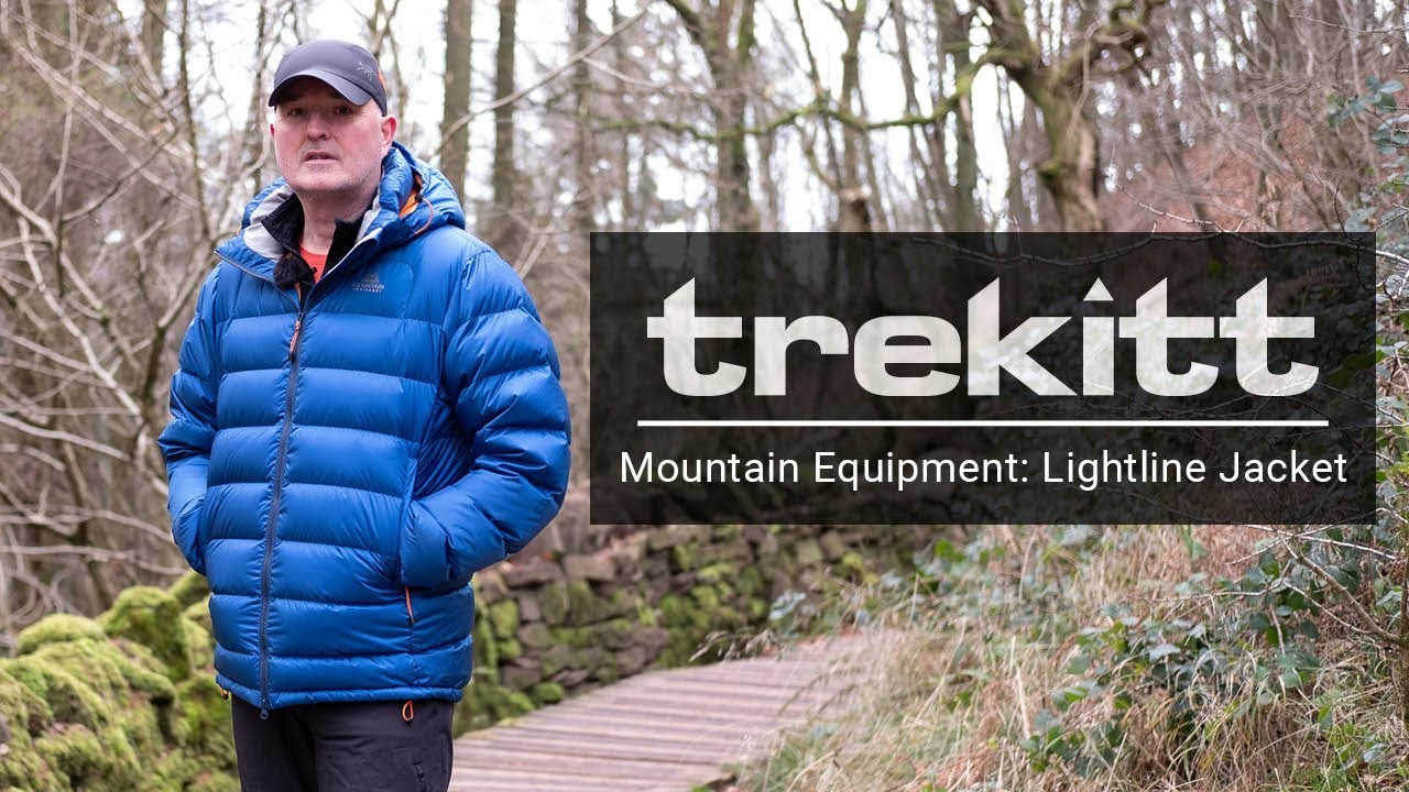 a58829cc572 Inside Look: Mountain Equipment Mens Lightline Jacket - YouTube