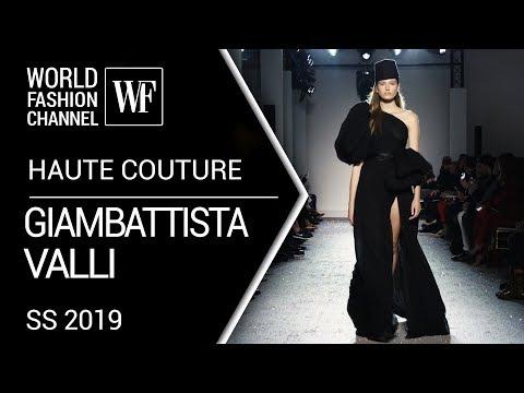 Giambattista Valli Haute Couture  SS  2019
