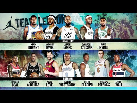 Inside The NBA: All-Star Team Announcement