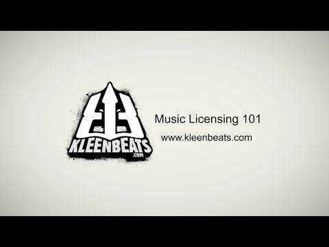 Music Licensing 101- Episode one - Top Tips