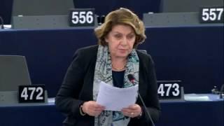 Intervento in aula di Caterina Chinnici sulla situazione dei diritti fondamentali nell'UE nel 2015