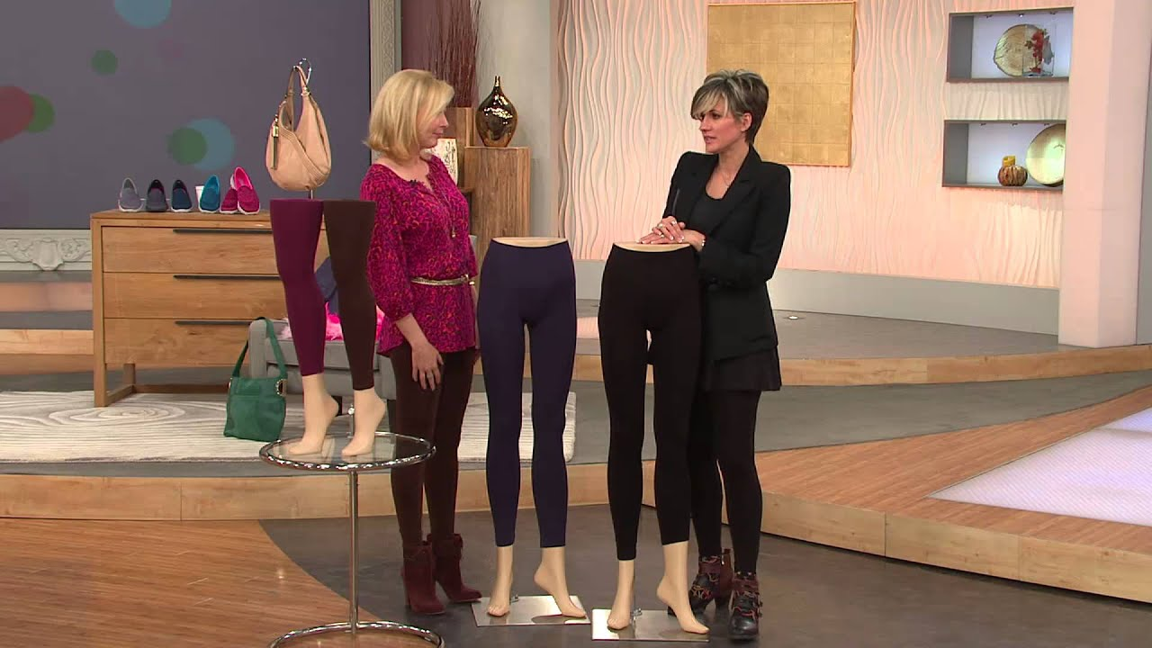 b3e27bcbef248 Assets Red Hot Label by Spanx Seamless Shaping Leggings with Shawn Killinger