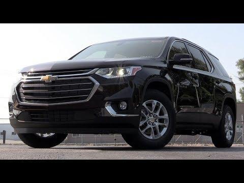 2020 Chevrolet Traverse: Review