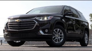 2020 Chevrolet Traverse: Review