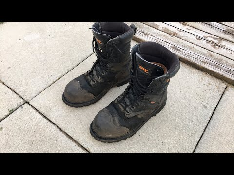 STC Duncan2 Gore Tex Boot Review (Total Garbage Product)