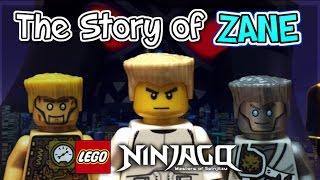 Lego Ninjago: The Story of ZANE Video