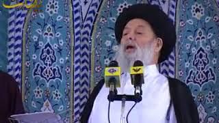 الحسين(ع) اكبر من الالم والجراحات لانه كان يعيش مع الله