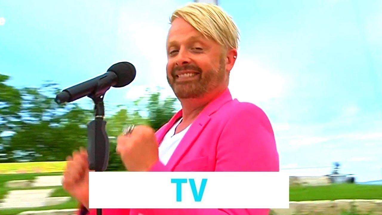 Ross Antony - Willkommen im Club | ZDF-Fernsehgarten