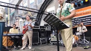 Jumpin'Up [3] Big Bess (Breda, Jazz Festival, 28-5-2017)