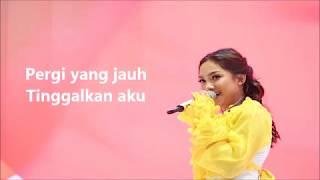 Marion Jola - Pergi Menjauh (Video Lirik)
