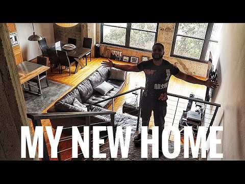 I BOUGHT My NEW HOME! TOUR of MOVE IN thumbnail