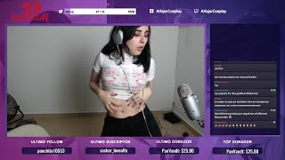 "GODDESSALFA BAILANDO ""U GOT THAT"" - CLIPS HOTS #4"