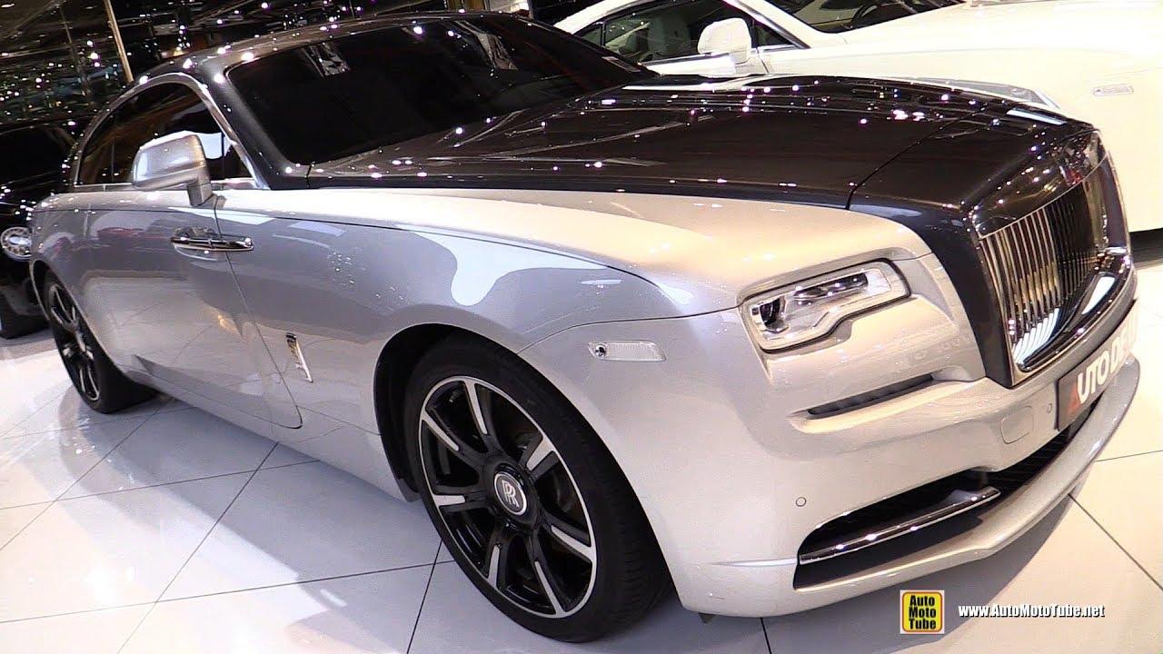 Download 2017 Rolls Royce Wraith - Walkaround