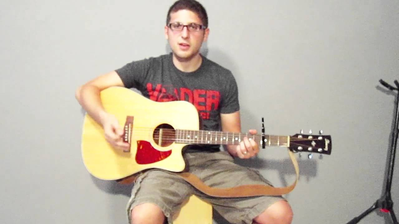 How To Play The Wanted Chasing The Sun Guitar Tutorial Easy