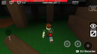 "Mapa novo ?? (Flee the facility) ""ROBLOX"""