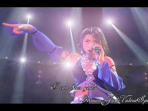 Final Fantasy X-2 Real Emotion Karaoke