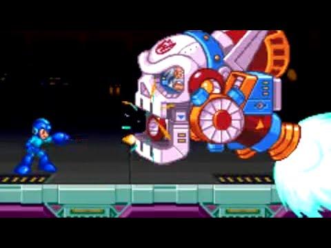 Mega Man 8 (PS1) All Bosses (No Damage)